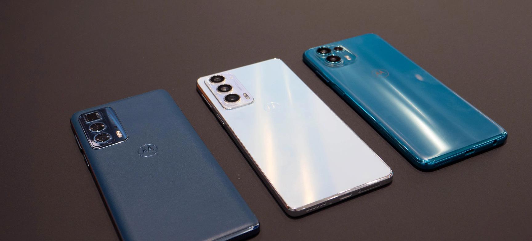 Motorola Edge 20, 20 Pro e Lite ufficiali: prezzi e specifiche per tutti i gusti