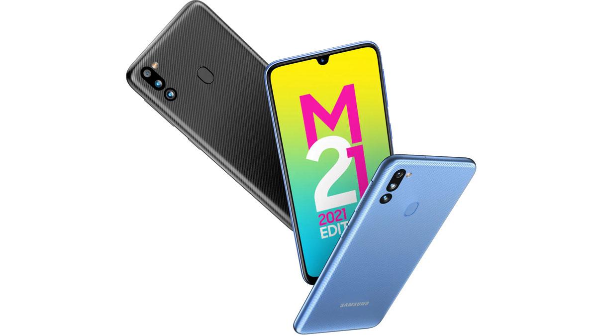 Samsung Galaxy M21 2021 Edition ufficiale con ben 6000 mAh e AMOLED