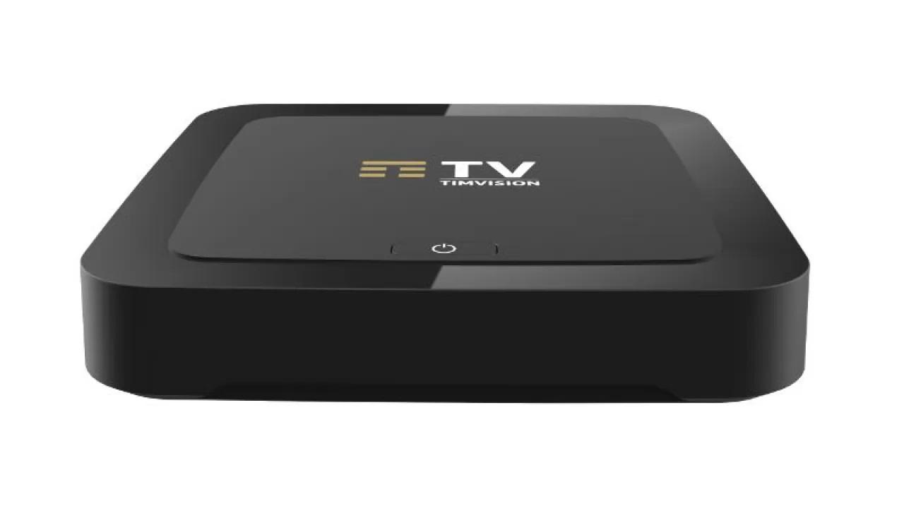 TIMVision Box con 4K e Android TV: annunciate le specifiche
