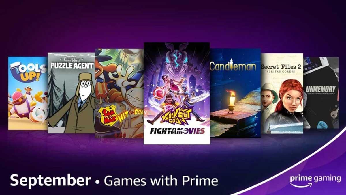 Amazon Prime offrirà 7 giochi gratis agli abbonati a Settembre: ecco la lista