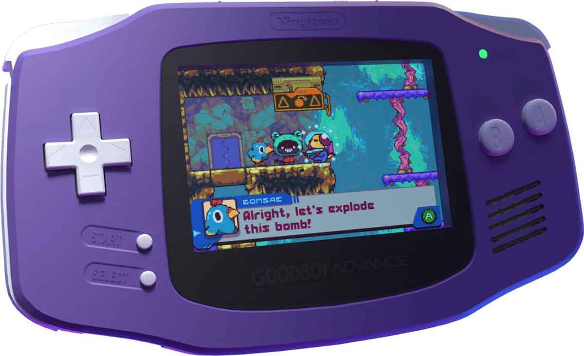 Il Game Boy Advance ha un nuovo gioco a 18 anni dall'uscita: un successo