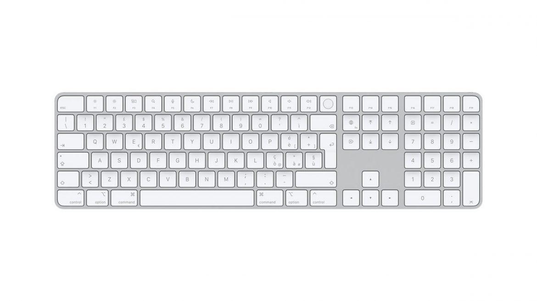 apple magic keyboard con touch id
