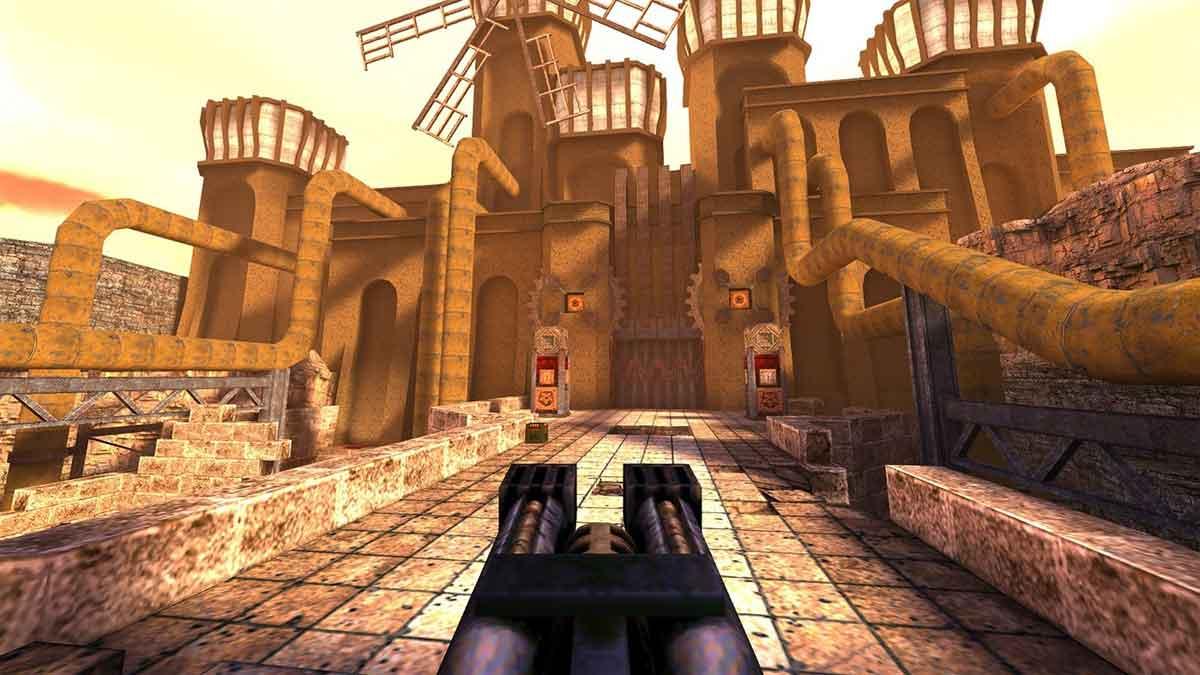 Quake Remastered è ora disponibile al download sul Microsoft Store