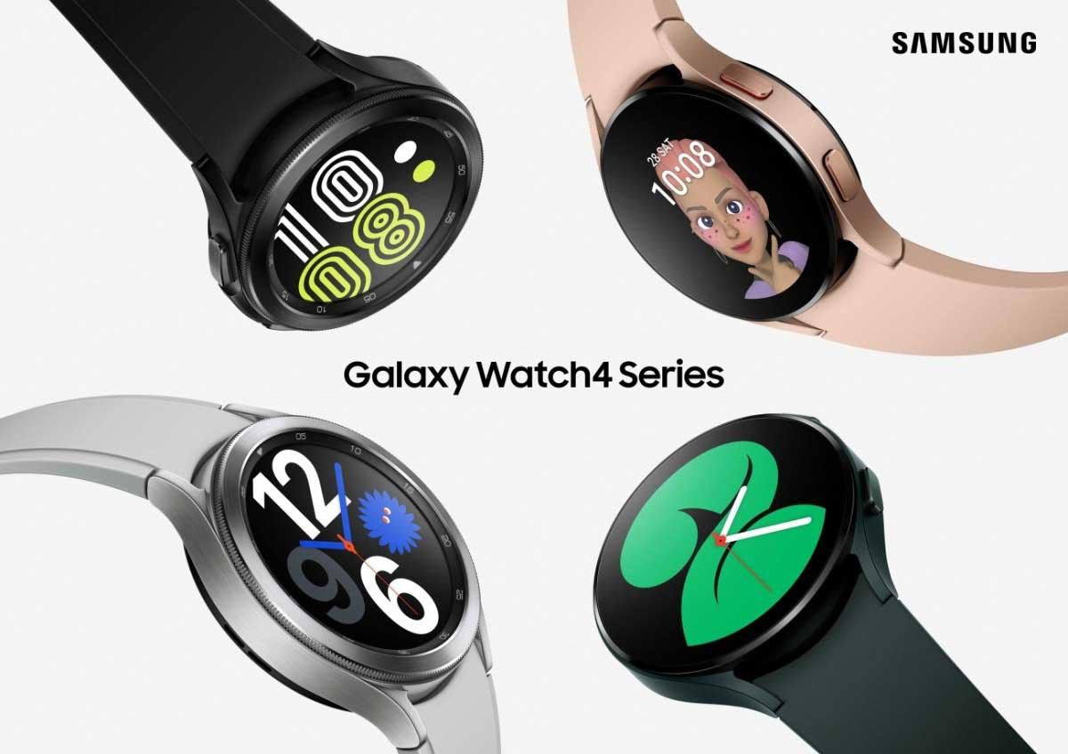 Samsung presenta Galaxy Watch4 con Wear OS e Galaxy Buds2 con ANC