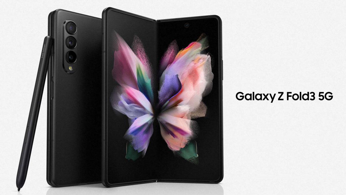 Samsung Galaxy Z Fold3 e Flip3 ufficiali: grandi novità, costruzione inclusa
