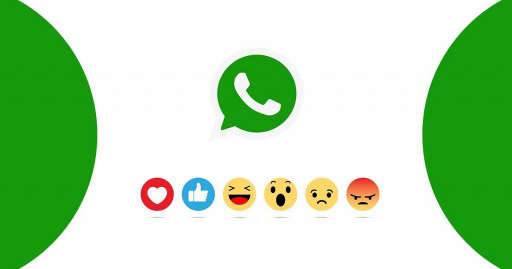 WhatsApp è pronta a introdurre le reazioni ai messaggi nelle chat