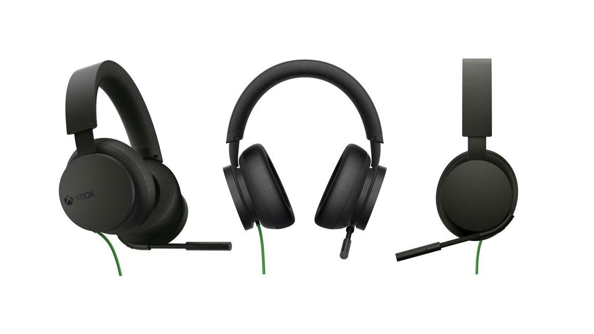 Microsoft lancia Xbox Stereo Headset: le cuffie con audio spaziale a 60€