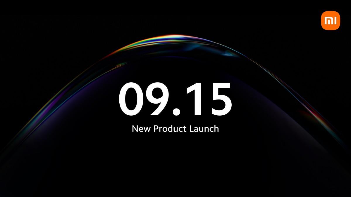 Xiaomi fissa un evento Global il 15 settembre: Mi 11T e Mi Pad 5 in arrivo?