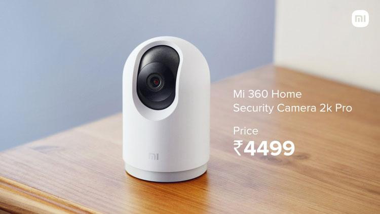 xiaomi mi 360 home camera 2k pro