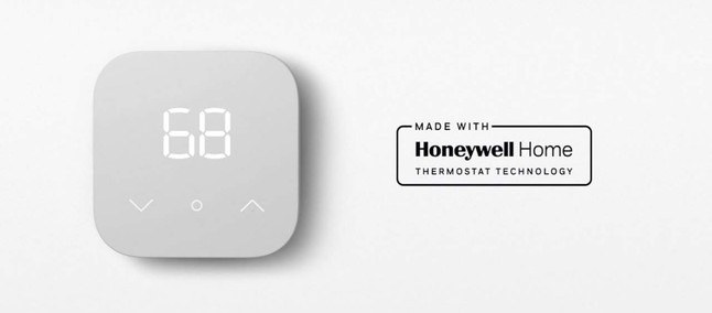 amazon honeywell smart thermostat
