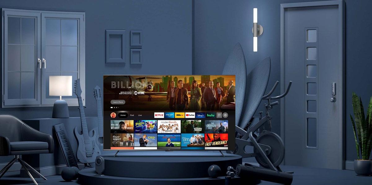 Amazon annuncia le sue prime smart TV: ecco Omni Series e 4-Series