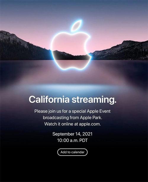 apple evento uscita iphone 13