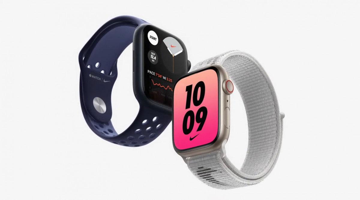 Apple Watch Series 7 ufficiale con display più grande e più resistenza