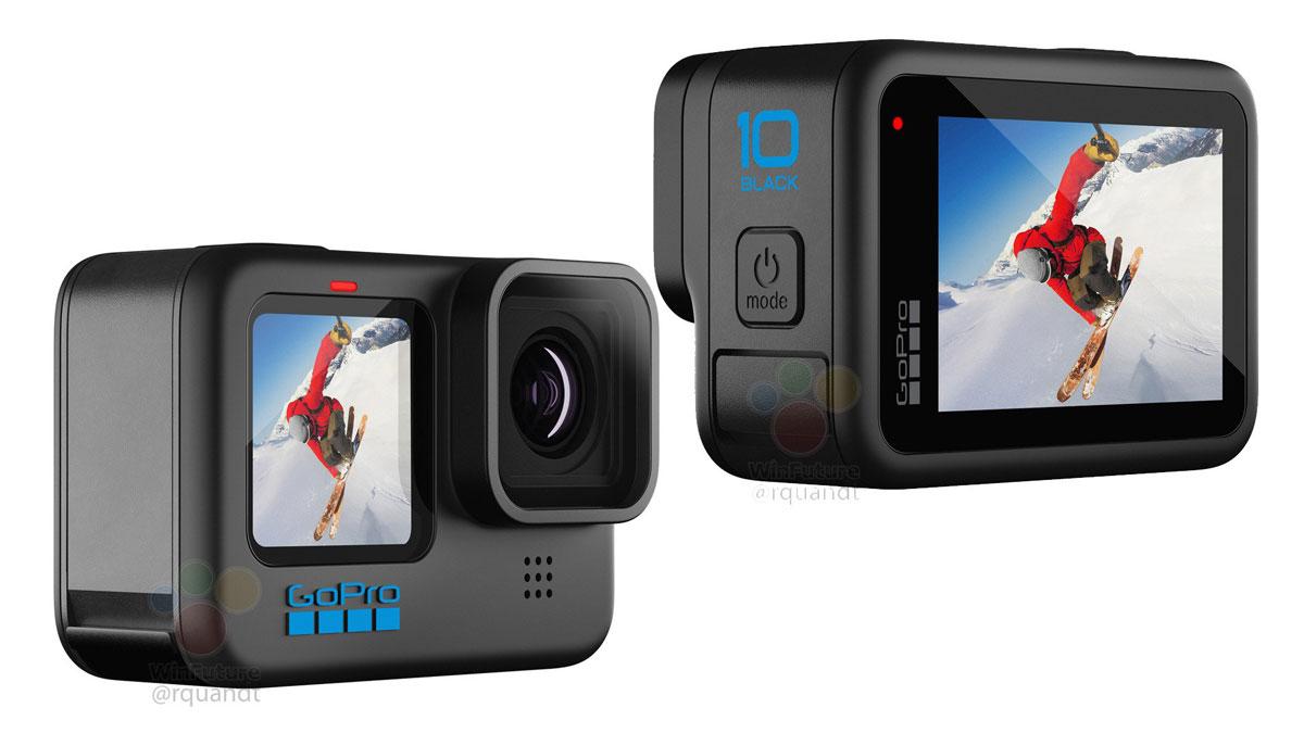GoPro Hero 10 Black è ufficiale: nuovo processore e riprese 4K a 120 fps