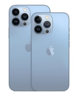 iphone 13 pro e pro max