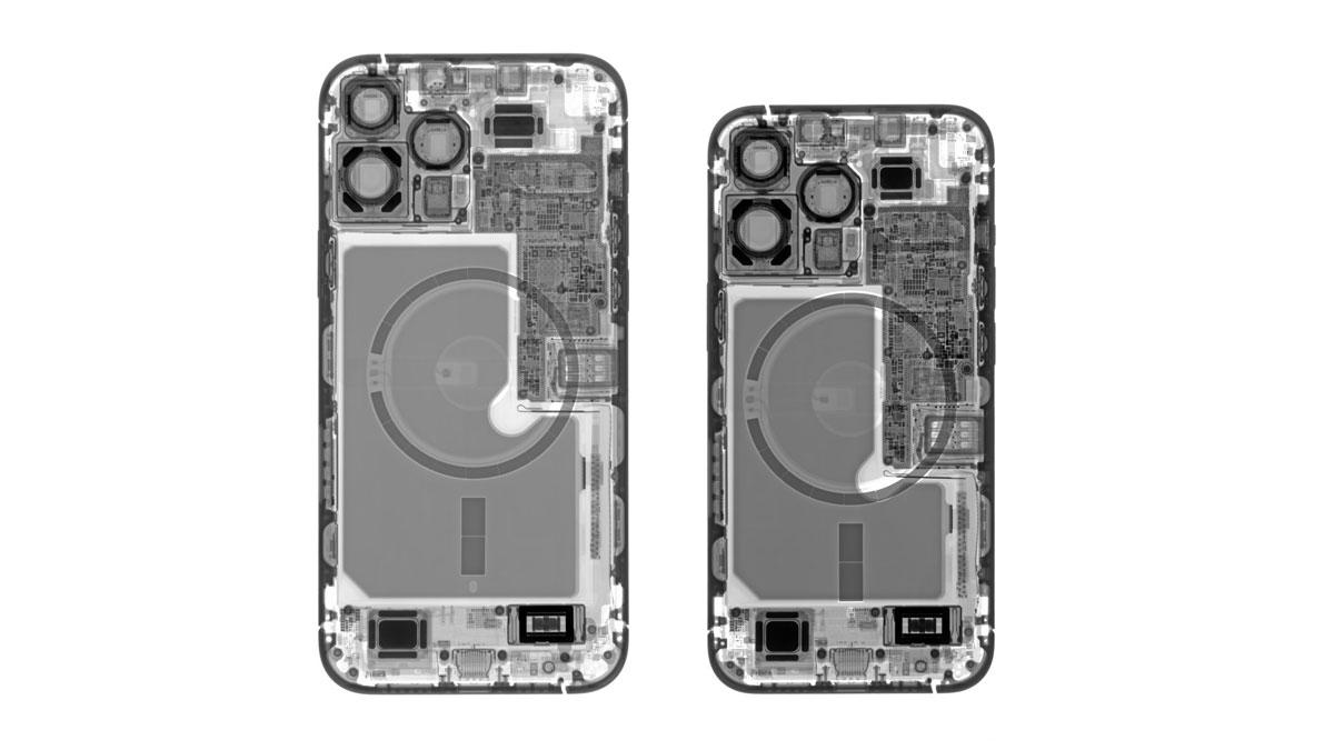 iPhone 13 Pro smontato pezzo per pezzo nel teardown di iFixit