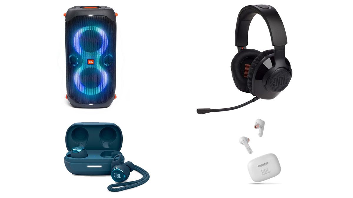 JBL lancia una pioggia di prodotti audio tra casse, cuffie e auricolari