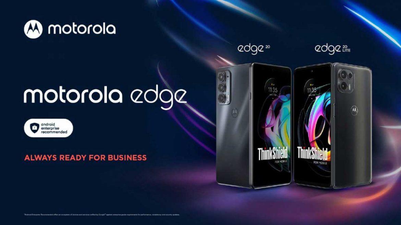 motorola edge 20 business edition