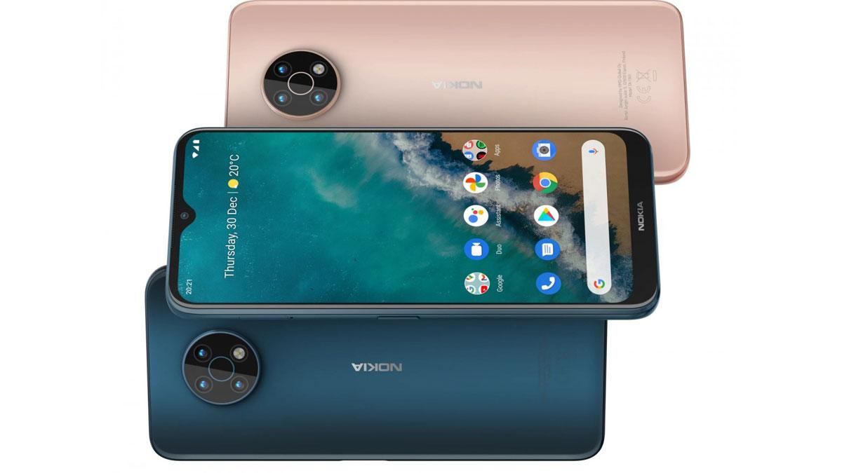 Nokia G50 5G è ufficiale: 5G, aggiornamenti e ottima autonomia a 269€