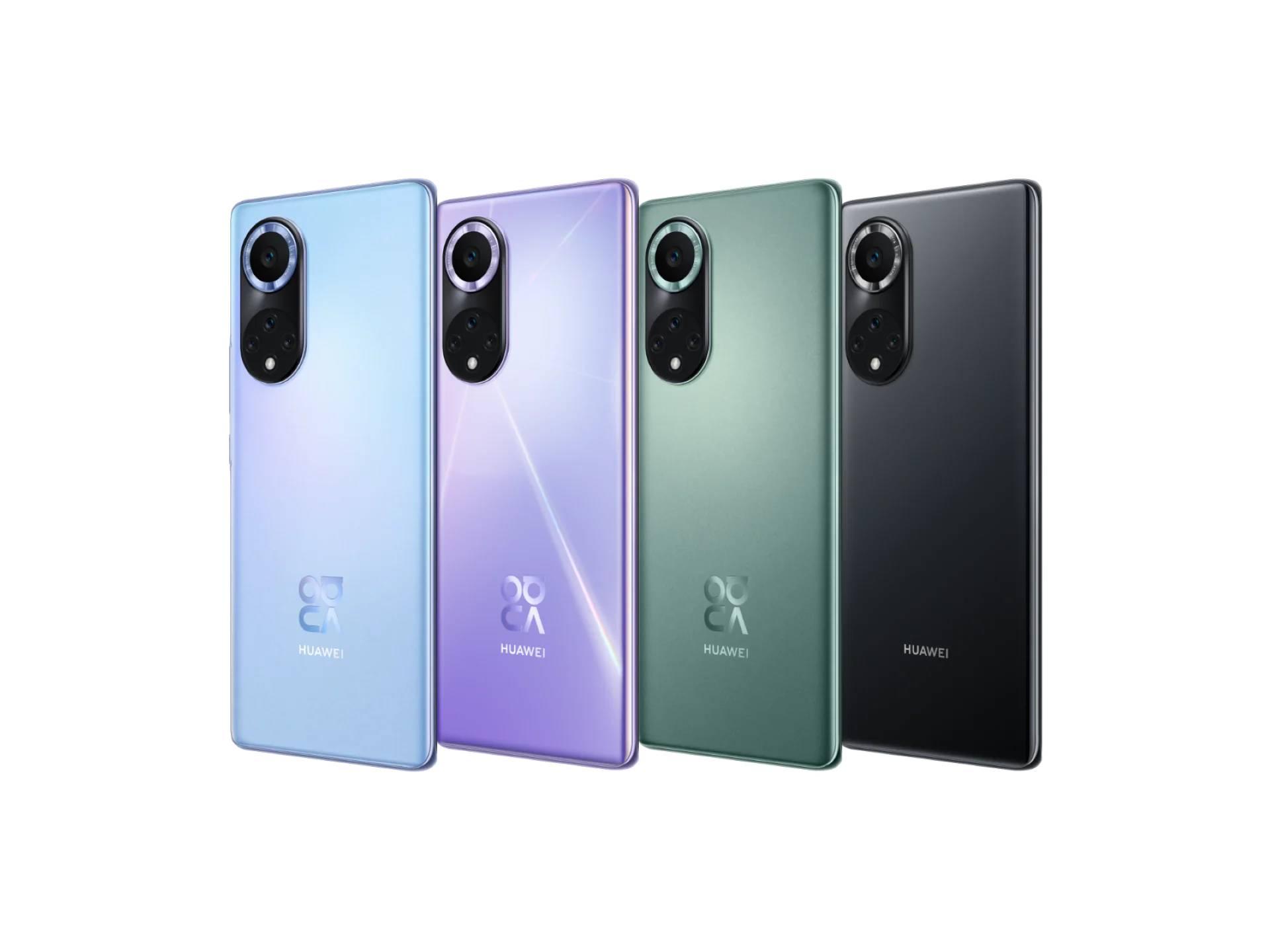 Huawei Nova 9 e 9 Pro ufficiali: che fotocamere… Ma solo 4G