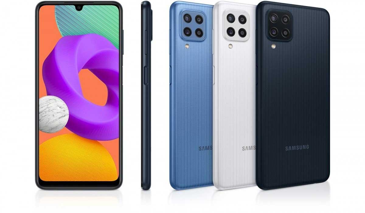 Samsung avvia la beta di One UI 4 e lancia Galaxy M22 in Europa