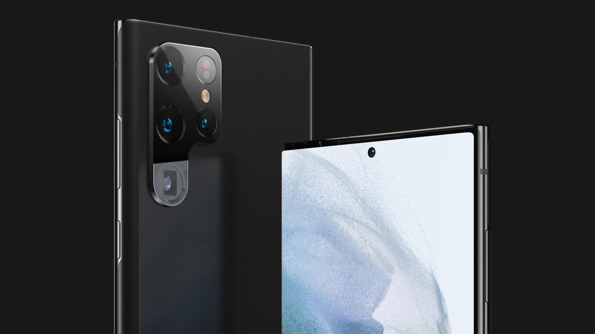 Samsung Galaxy S22, S22+ e S22 Ultra splendono nelle prime immagini