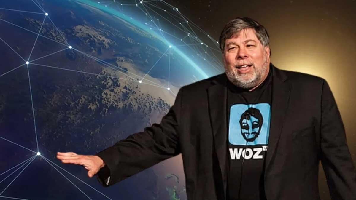Steve Wozniak come Musk: debutta la sua azienda aerospaziale Privateer