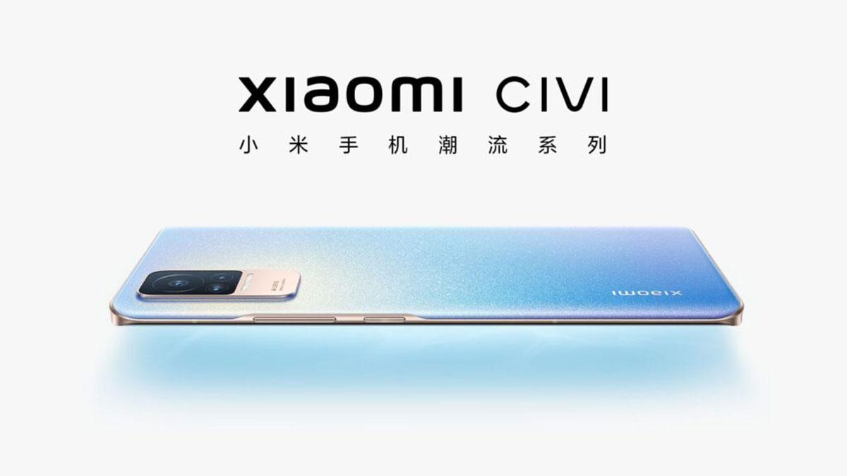 Xiaomi annuncerà la nuova serie CIVI il 27 settembre: che design!