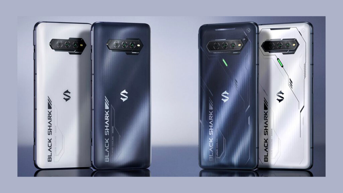 Black Shark 4S e 4S Pro ufficiali: torna il display sensibile alla pressione!