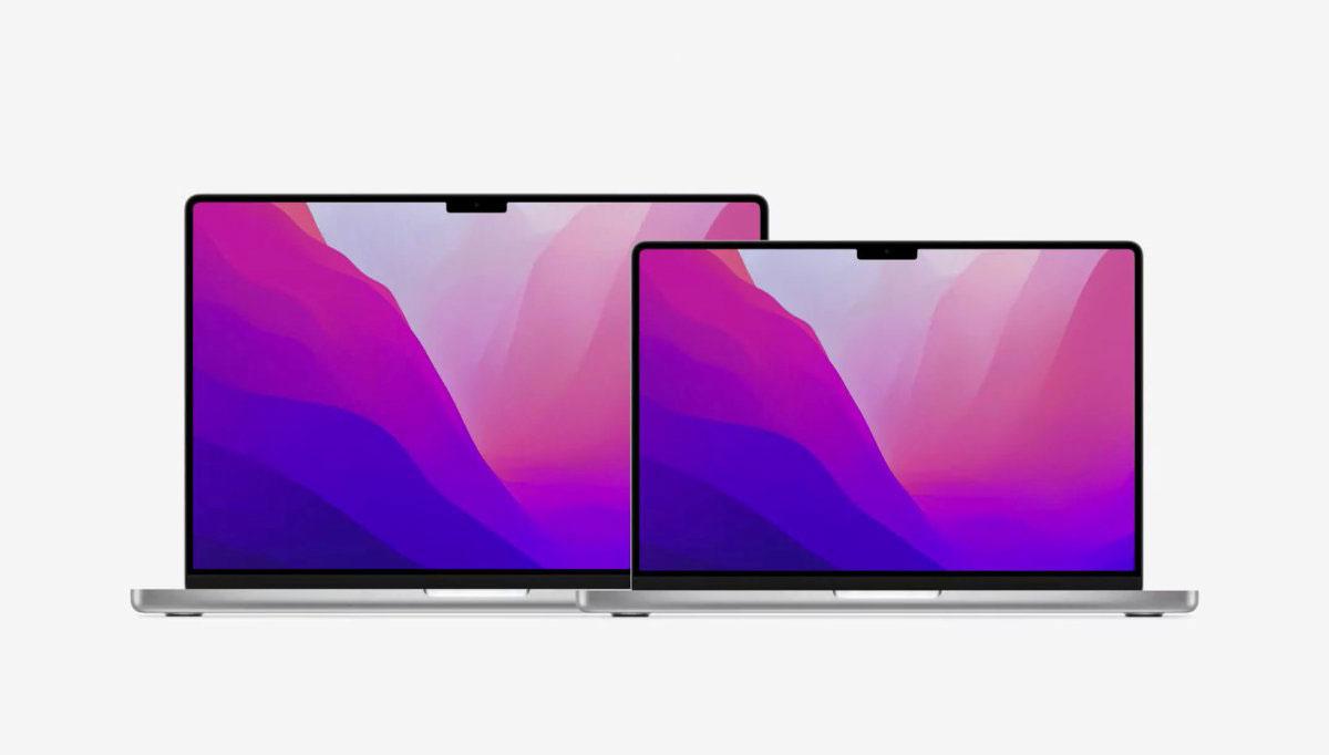 MacBook Pro 2021 ufficiali con notch e CPU Apple M1 Pro e M1 Max