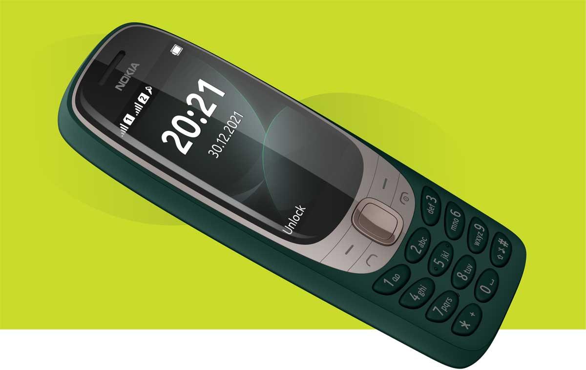 """Nokia ripropone lo storico 6310 in Italia: il telefono """"rinnovato"""" costa 59€"""