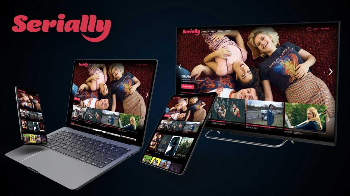 Serially arriva in Italia con tante serie TV da vedere gratis: presto l'app