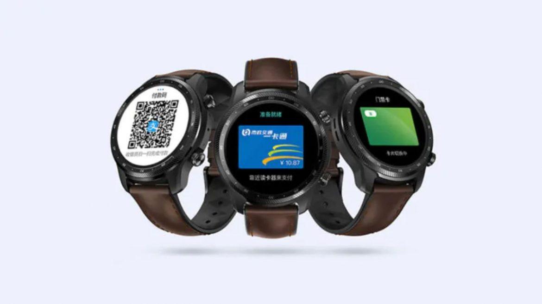 ticwatch pro x